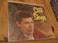 Vinyl Record 33rpm Cliff Richard, Cliff Sings 1959
