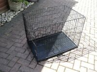 Animal / pet Cage for static job or for transporting animals