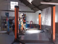 Motor trade business for sale. Dynamic and prosperous garage for sale. Car workshop leasehold.