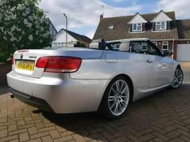 BMW 320i m sport e93 convertible