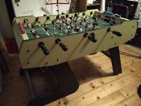 BCE Olympic 4'6 Folding Football Table