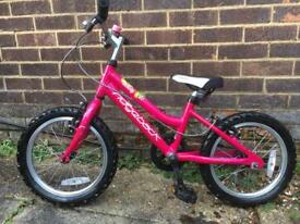 "Girls 16"" Ridgeback Melody bike"