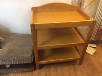 Wood changing unit Easily dismantled