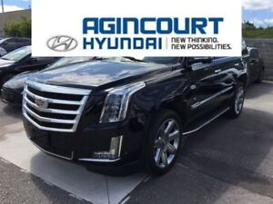 2017 Cadillac Escalade LUX PKG,22 WHEELS,LOADED!!