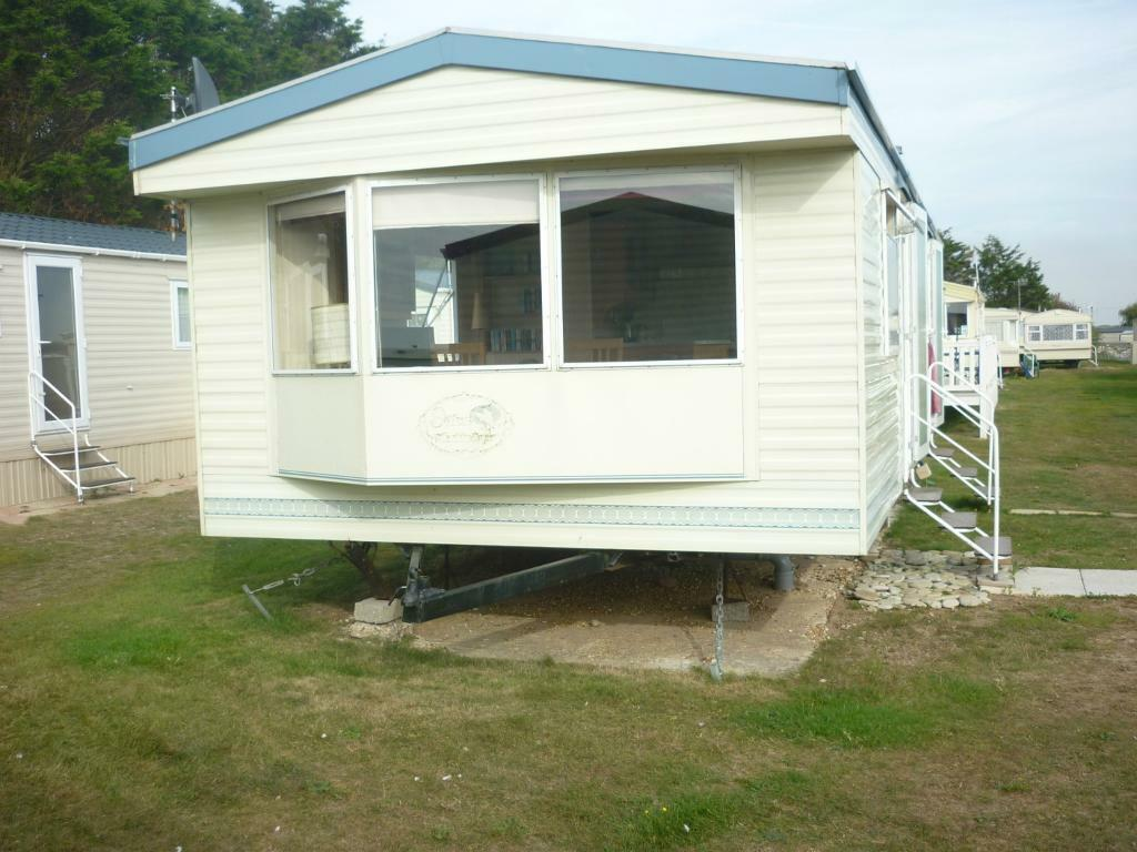 Fantastic Cosalt Vienna 2 Bedrooms Static Caravan For Sale Kent