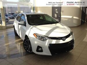2014 Toyota Corolla S*TOIT OUVRANT*CUIR*BLUETOOTH*