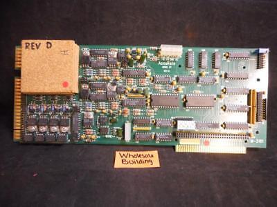 Accurate Process Control Boardpc Board Model 57 Rev. D M-3181
