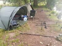Carp gear full setup