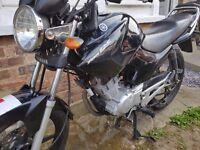 Yamaha YBR 125 £1050