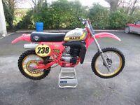 1979 440 MAICO MOTOCROSS