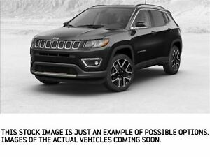 2017 Jeep Compass NewCarLimited|4x4|Nav.,Safety&Security,Pkgs|Pa