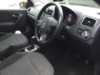 VW Polo 1.4 automatic (2012)