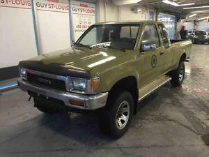 1991 Toyota 4WD Pickups