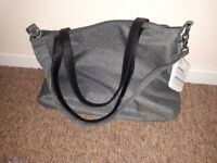 Brand new bugaboo grey changing bag