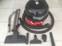 Numatic Henry Vacuum cleaner boxed with full tool kit