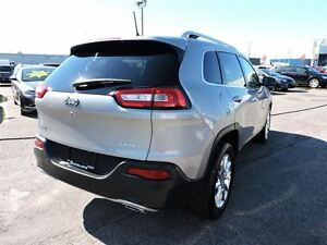 2016 Jeep Cherokee LIMITED, TOIT PANO, NAV, CRUISE ADAPTATIF West Island Greater Montréal image 14