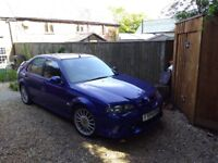 Mg zs, low mileage, great condition, 12 months MOT