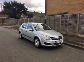 2007 Vauxhall Astra 1.4 – 5 Doors, 80K, Full History, MOT, Low Insurance