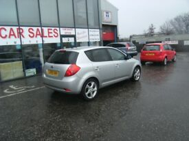 DIESEL !!! 2009 59 KIA CEED 2.0 SPORT CRDI 5D 138 BHP **** GUARANTEED FINANCE **** PART EX WELCOME