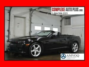 2015 Chevrolet Camaro 2LT RS Package Convertible *Cuir