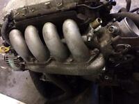 Toyota Corolla TSport Engine