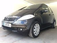 2005 | Mercedes A150 Classic | Manual | Petrol | 3 Former Keepers | Service History | HPI Clear