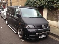 VW T5 AIRIDE CAMPER! A1 CONDITION! INCLUDES PS3, 4 X TV'S AND LOTS OF EXTRAS!