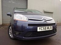 💥58 CITROEN C4 GRAND PICASSO 7 SEATER VTR HDI DIESEL,1.6,MOT JULY 017,,PART HISTORY,RELIABLE MPV