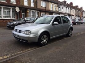 VW Golf GT TDI low mileage, new clutch fitted, 12 months MOT, just had service.