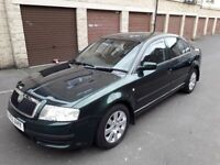 SKODA SUPERB 1.8T ONLY 52000Miles FULL SERVICE HISTORY