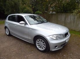 BMW 1 Series 2.0 118i ES 5dr 2005 (05 reg), Hatchback