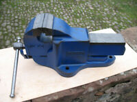 Record No.23 Heavy Duty Quick Release Bench Vice