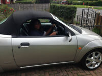 Convertible Ford Streetka for sale