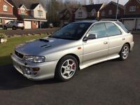 Subaru Impreza 2000 Turbo. 65k Miles. Only 1 Previous Owner.