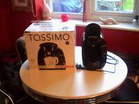 Bosch tassimo coffee maker. like new. 2 weeks old.warranty