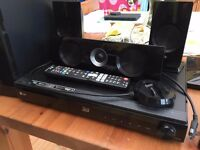 LG Home Cinema System (5.1) HX906PA, excellent condition and fully working, with original packaging.
