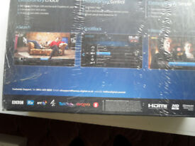 HUMAX DTR-T1000 500GB YOUVIEW BOX RECORDER BRAND NEW