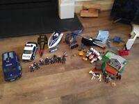 Boys Playmobile Bundle