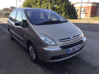 Citroen Xsara Picasso 1.6 HDi Exclusive 5dr (12 MONTHS MOT) (S/HISTORY) 2006