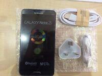 SAMSUNG NOTE 3 BLACK / UNLOCKED / 32 GB / VISIT MY SHOP/ .NEW COND. /1 YEAR WARRANTY + RECEIPT