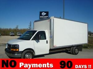 2014 GMC Savana 3500 DRW *16 Foot Box*
