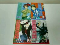 Manga Zombie Powder full set