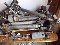 OUTBOARD MOTORS. READY MADE BUSINESS, 40+ OUTBOARDS PLUS SPARES FOR BREAKING/REPAIRING.