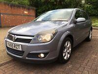 Vauxhall Astra 1.6 SXi Silver Low Mileage 5 door