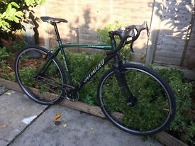 SPECIALIZED TRICROSS (NEW PARTS) 54 CM medium fresh condition lightweight 9 kg ready to go