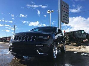 2014 Jeep Grand Cherokee SRT8, One Owner, Staff Driven