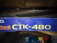 Casio CTK-480 keyboard