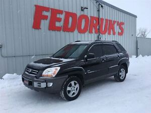2008 Kia Sportage LX Package ***FREE C.A.A PLUS FOR 1 YEAR!***
