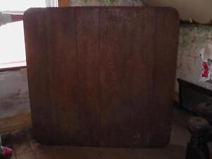 Antique Wooden Pedestal Table London Ontario image 4