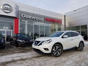 2017 Nissan Murano Platinum *Fully Loaded|All Wheel Drive*